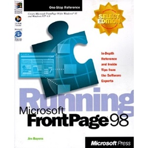 Running Microsoft Frontpage 98