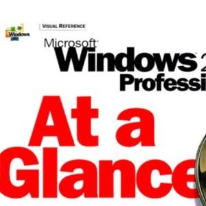 Windows 2000 Professional Illustrated Companion (At a Glance (Microsoft))