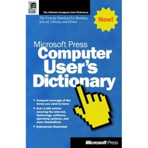 Microsoft Press Computer User's Dictionary