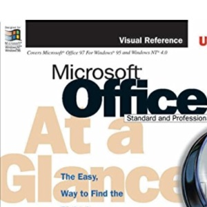 Microsoft Office 97 at a Glance (At a Glance (Microsoft))