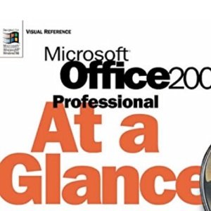 Microsoft Office 2000 Professional at a Glance (At a Glance (Microsoft))