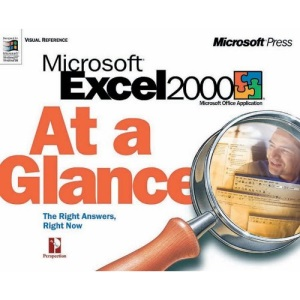 Excel 2000 at a Glance (At a Glance (Microsoft))