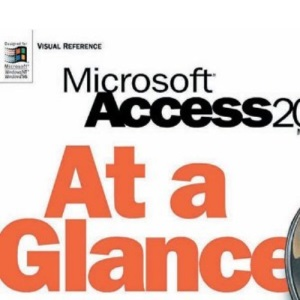 Access 2000 at a Glance (At a Glance (Microsoft))