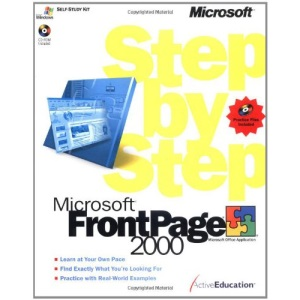 Microsoft® FrontPage® 2000 Step by Step (Step by Step (Microsoft))