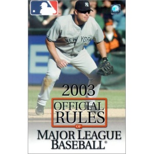 The Official Rules of Major League Baseball
