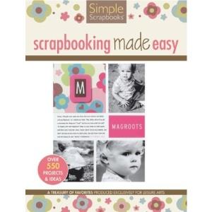 Simple Scrapbooks: Scrapbooking Made Easy