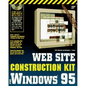 Web Site Construction Kit for Windows 95