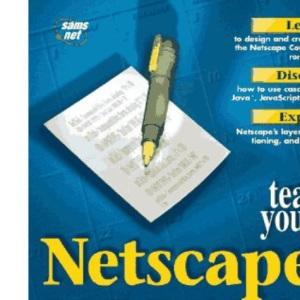 Teach Yourself Netscape 4 Web Publishing in a Week (Sams Teach Yourself)