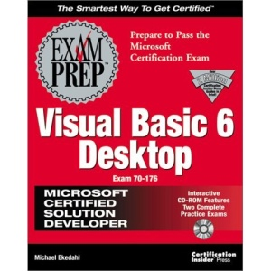 MCSD Visual Basic 5 Exam Cram (Exam Prep (Coriolis' Certification Insider Press))