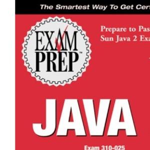 Java Programmer JDK 1.2 Exam Prep (Exam Prep (Coriolis' Certification Insider Press))