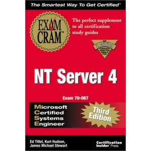 MCSE NT Server 4 Exam Cram: Adaptive Version (Exam Cram Series)