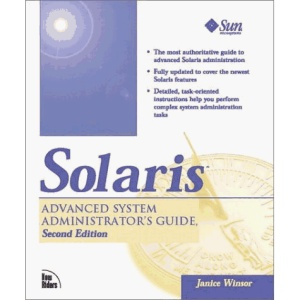 Solaris Advanced System Administrator's Guide