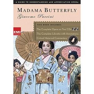 Madama Butterfly (Black Dog Opera Library)