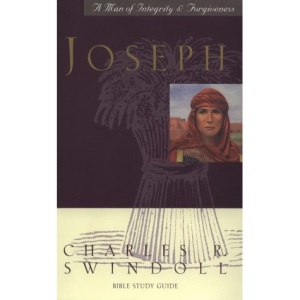 Joseph...a Man of Integrity & Forgiveness (Bible Study)