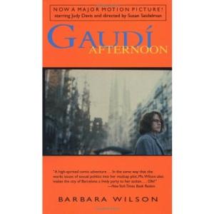 Gaudi Afternoon (Cassandra Reilly Mysteries)
