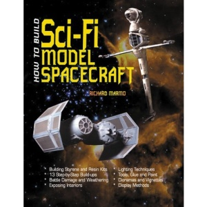 How to Build Sci-Fi Model Spacecraft