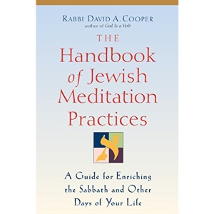 Handbook Of Jewish Meditation Practices: A Guide for Enriching the Sabbath and Other Days of Your Life