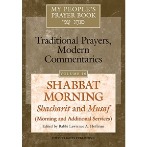 My People'S Prayer Book Vol 10