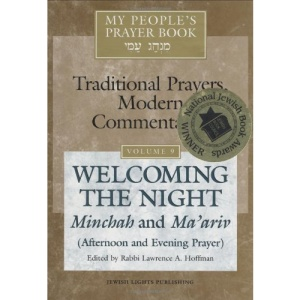 My Peoples Prayer Book Vol 9: Traditional Prayers, Modern Commentaries