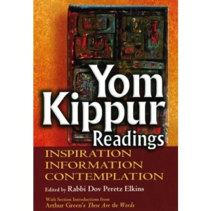 Yom Kippur Readings Hb: Inspiration, Information and Contemplation