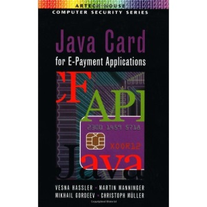 Java Card E-Payment Application Development (Computer security series)