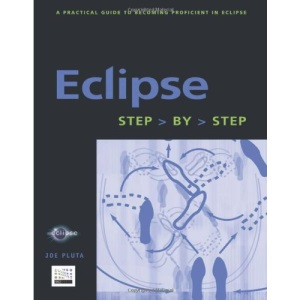 Eclipse Step By Step Book/CD Package