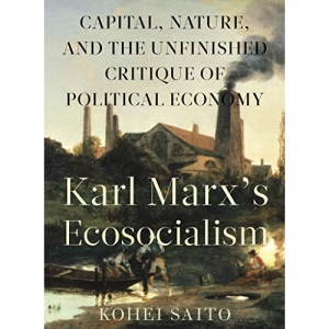 Karl Marxâ (Tm)S Ecosocialism: Capital, Nature, and the Unfinished Critique of Political Economy
