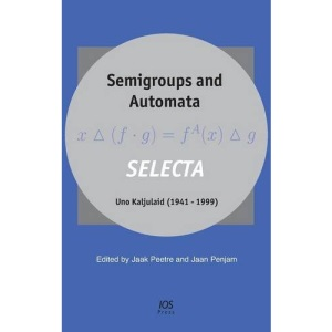 Semigroups and Automata (Stand Alone)