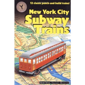 The Subway Punchout Books (New York Transit Museum)