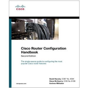 Cisco Router Configuration Handbook (Networking Technology Series)