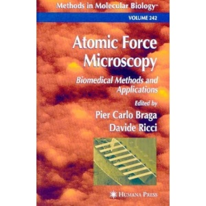Atomic Force Microscopy: Biomedical Methods and Applications (Methods in Molecular Biology)