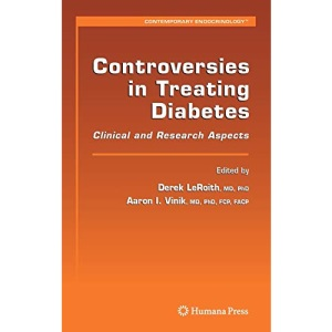 Controversies in Treating Diabetes: Clinical and Research Aspects (Contemporary Endocrinology)