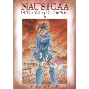 Nausicaa of the Valley of the Wind volume 6