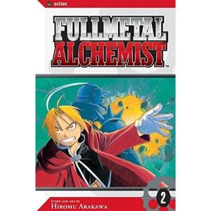 Fullmetal Alchemist volume 2