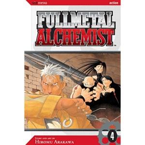 Fullmetal Alchemist - Volume 4