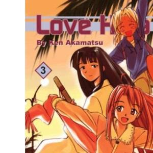 Love Hina Volume 3