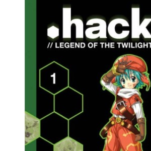 .Hack//Legend of the Twilight, Vol 1: //Legend of the Twilight v. 1