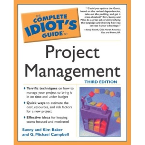 Complete Idiot's Guide to Project Management with Microsoft Project 2000