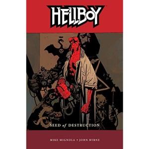 Hellboy Volume 1: Seed of Destruction - NEW EDITION!: Seed of Destruction v. 1 (Hellboy (Dark Horse))