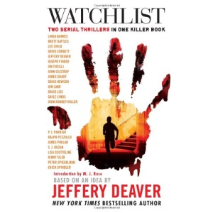 Watchlist: Two Serial Thrillers in One Killer Book: A Serial Thriller