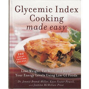 Glycemic Index Cooking made easy