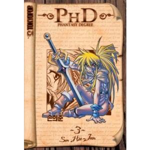 PhD: Phantasy Degree Volume 3: v. 3