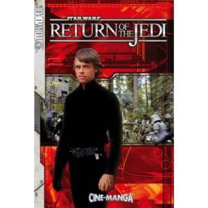 Star Wars: Episode 6 Return of the Jedi (Star Wars Cinemanga)