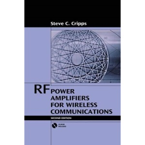 RF Power Amplifiers for Wireless Communications, Second Edition (Microwave Technology Library)