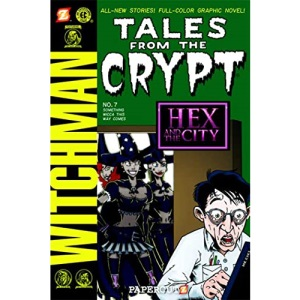 Something Wicca This Way Comes (Tales from the Crypt)