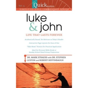 Luke & John: Life That Lasts Forever: 9 (Quicknotes: Simplified Bible Commentary)