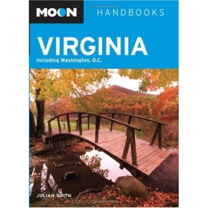 Moon Virginia: Including Washington D.C (Moon Handbooks)