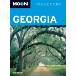 Moon Georgia (Moon Handbooks)