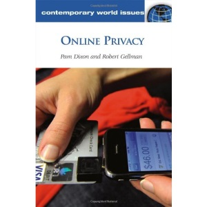 Online Privacy: A Reference Handbook (Contemporary World Issues)