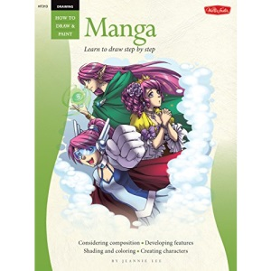 Drawing: Manga: Learn to Draw (How to Draw and Paint)